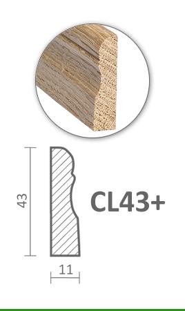 CL43+
